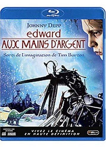 Edward aux mains d'argent (Blu-Ray)