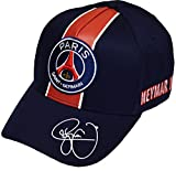 PARIS SAINT GERMAIN Casquette PSG - Neymar Jr - Collection Officielle Taille réglable