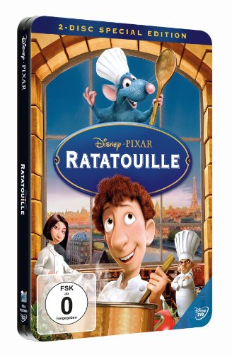 Ratatouille (Steelbook) [Special Edition] [2 DVDs]