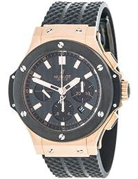 Hublot H-301PM1780RX - Reloj para hombres, correa de goma color negro