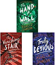The Hand On The Wall+The Vanishing Stair+Truly Devious: A Mystery (Set Of 3 Books)