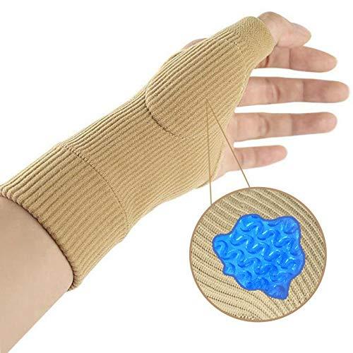 Medipaq® - Muñequera protección gel pulgar - ¿Lesión