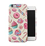 Best Hard Candy candy bar - DODOX Sweet Candies Lollipops Cupcakes Pattern Apple iPhone Review