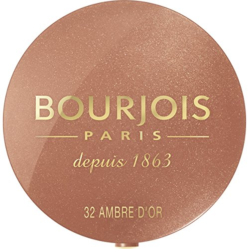 Bourjois Little Round Pot Blusher - 32 Amber D'Or Pot Dor