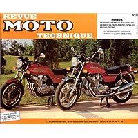 Rmt N° 38 : Honda CB 750 KZ, CB 900 FZ et CB 1100 F