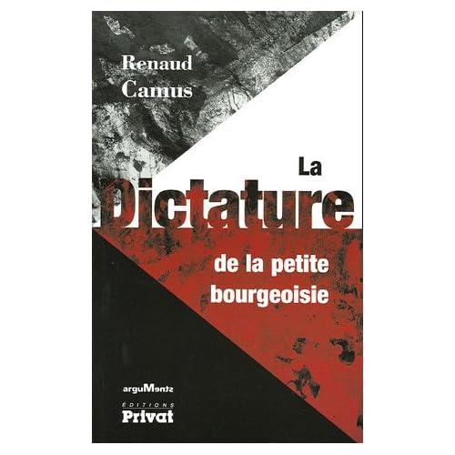 La dictature de la petite bourgeoisie