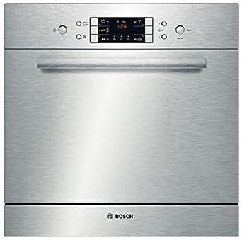 bosch sce52m65eu lave vaisselle lave vaisselles semi int gr a acier inoxydable boutons. Black Bedroom Furniture Sets. Home Design Ideas