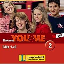 The New YOU & ME. Sprachlehrwerk für HS und AHS (Unterstufe) in Österreich: The New YOU & ME 2 - Set mit Audio-CD 1+2: Englisch Lehrwerk für Österreich - 6. Schulstufe