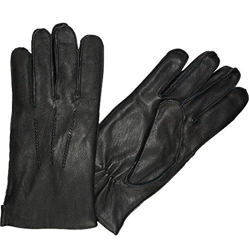 JOOP! jH7032–black paire de gants Noir - Noir
