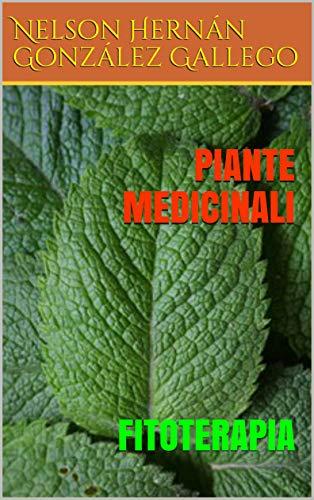 piante medicinali: fitoterapia