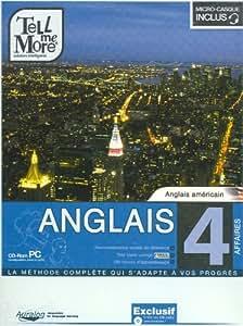 Tell Me More Anglais des affaires - version 7