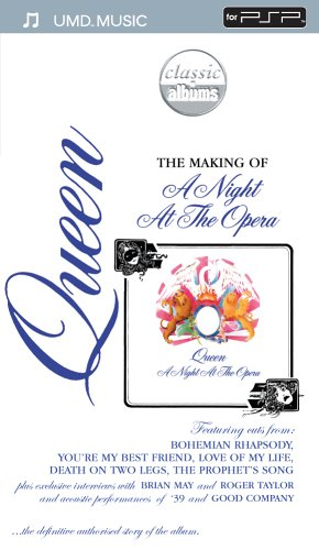 Queen: A Night at the Opera Classic Album [UMD Universal Media Disc]