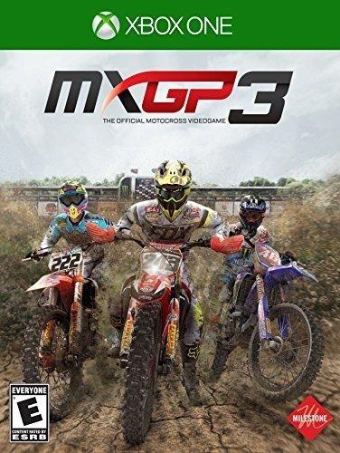 Square MXGP 3 XBox One