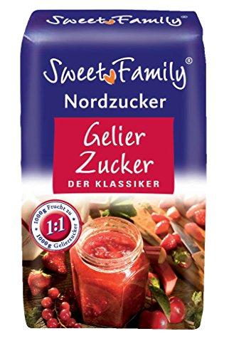 Sweet Family Gelierzucker 1:1 - 1000g