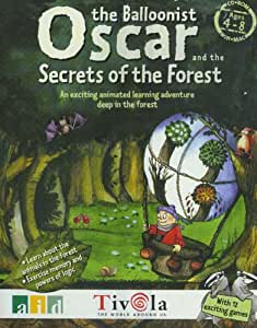 Oscar And The Secrets Of The Forest