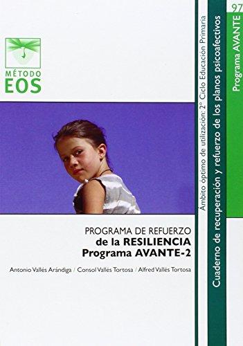 AVANTE 2. Programa de refuerzo de la resiliencia (Método EOS)