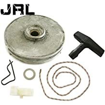 jrl arranque de retroceso polea arranque cuerda con trinquete Kit de iniciación para Stihl MS380MS381