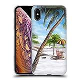 Head Case Designs Officiel Geno Peoples Art Palm Beach Jour Férié Étui Coque en...