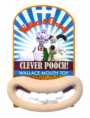 Wallace and Gromit Grande bouche en latex avec couineur