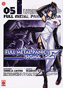 Full Metal Panic - Sigma Edition simple Tome 5
