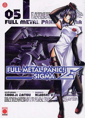 Full Metal Panic Σ (Sigma) Vol.5