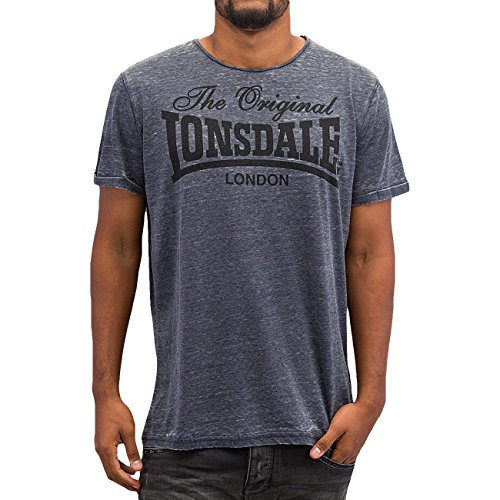 Lonsdale London Uomo Maglieria / T-shirt Horley