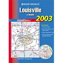 Streetfinder-Louisville & Vicinity (Rand McNally Streetfinder)