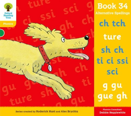Oxford Reading Tree: Level 5A: Floppy's Phonics: Sounds and Letters: Book 34