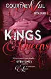 Kings & Queens by Courtney Vail (2016-04-15)