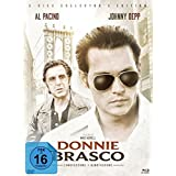Donnie Brasco - Mediabook/Extended Edition + Kinofassung