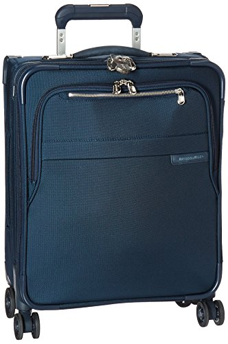 briggs-riley-bagages-cabine-53-cm-57-liters-bleu
