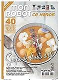 MON ROBOT CE HEROS n°11 - cuisine d'été