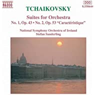 Tchaikovsky: Suites Nos. 1 And 2