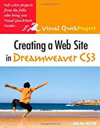 Creating a Web Page in Dreamweaver CS3:Visual QuickProject Guide