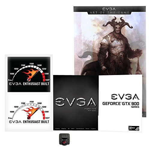 Cheapest EVGA Nvidia GTX 970 SSC ACX Cooling 2.0 4 GB Graphics Card on Amazon