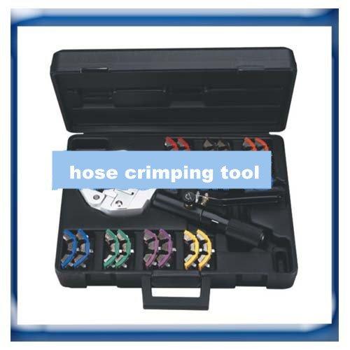 Gowe A/C Schlauch Crimpzange für 71500Hydraulik hydra-krimp A/C Schlauch Crimpzange Klimaanlage Schlauch Armatur-Crimper Maschine - Hydra Perlen