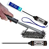 Barbecue Grill Brush & FREE Gift - Best ...