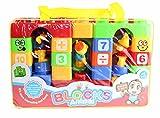 #6: Planet of Toys Animal Park Educational Blocks (40 Pieces)