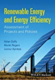 Renewable Energy and Energy Efficiency: Assessment of Projects and Policies (English Edition)