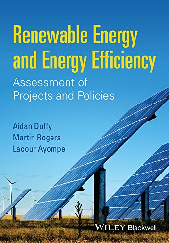 Renewable Energy and Energy Efficiency: Assessment of Projects and Policies (English Edition) di Aidan Duffy