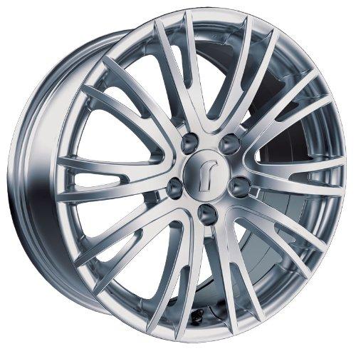 Rondell–Alu 215Radici di Classe c Mercedes Benz 8,0x 175X 112ET 35in Argento Lucido
