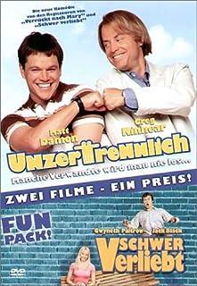 Unzertrennlich / Schwer Verliebt [2 DVDs]
