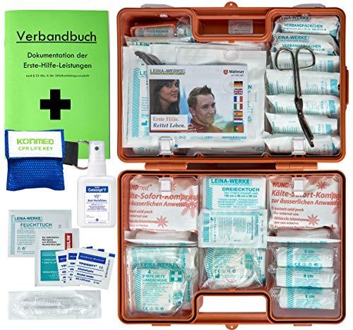 Erste-Hilfe-Koffer M2 PLUS für B...