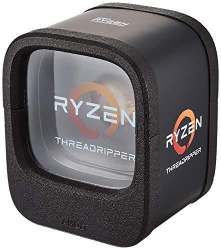 AMD Ryzen Threadripper 1900X Box sTR4 - Microprocesador, Color Negro