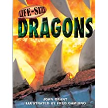 Life-Size Dragons [With Includes Life-Size Poster]