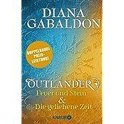 Outlander – Feuer und Stein & Outlander - Die geliehene Zeit: Zwei Romane in einem Band (Bundle)