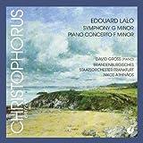 Lalo: Sinfonia En Sol Mayor, Concierto Para Piano En Fa Menor, Scherzo,... / Gross-Athinaos