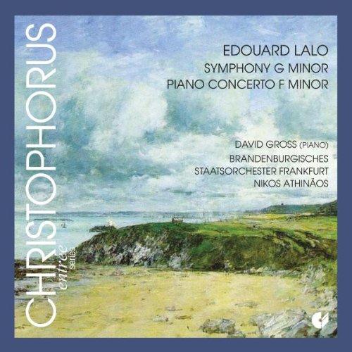 Edouard Lalo: Scherzo für Orchester / Klavierkonzert f-Moll / Symphonie g-Moll / Romance-Serenade