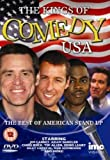 The Kings Of Comedy USA - Stand Up Routines from Jim Carey, Adam Sandler, Chris Rock, Tim Allen, Dennis Leary, Seinfeld, Billy Crystal, Drew Carey & Rob Schneider. [UK Import]