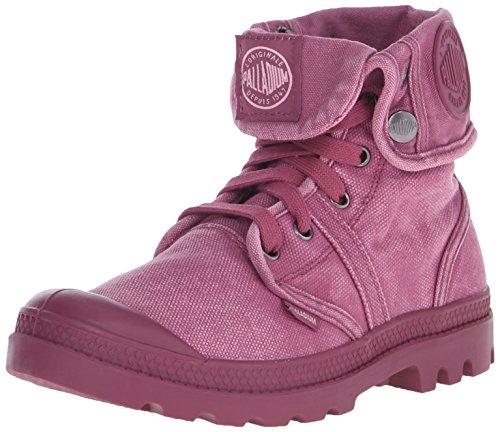 PalladiumPallabrouse Baggy - Stivaletti imbottiti Desert con imbottitura fredda Donna , Rosa (Pink (Roan Rouge/Pale Mauve)), 38